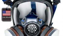 PD-100 Full Face Respirator