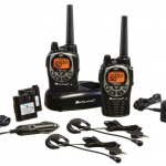 Two Way Radio 136-174/400-480 MHz Dual-Band Transceiver